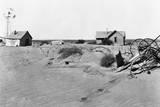 Abandoned Farms during the Dust Bowl Photographic Print