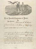 Thomas Edison's Patent Application Photographic Print
