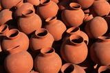 Local Terra-Cotta Vases Photographic Print by Danny Lehman