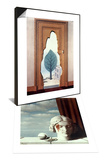 Magritte: Memory & Magritte: Perspective Set Prints by Rene Magritte