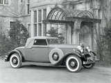 1932 Ford Lincoln Photographic Print