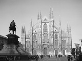 Cathedral of Milan Photographic Print by GE Kidder Smith