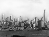 New York's Midtown Skyscrapers Photographic Print by Irving Underhill