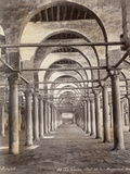 Ruins of Mosque in Cairo, Egypt Photographic Print