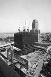 World Trade Center Construction Site Photographic Print