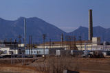 Nuclear Weapons Plant Photographic Print