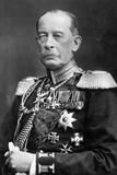 Alfred Von Schlieffen in Uniform Photographic Print