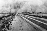 Dust Storm Photographic Print