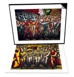 Siqueiros: Mural, 1950S & Siqueiros: Mural, 1950S Set Posters by David Alfaro Siqueiros