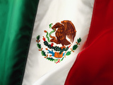 Mexican Flag Photographic Print by Jim Barber
