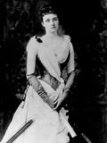 Anna Hall Roosevelt Photographic Print