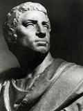 Statue Bust of Marcus Junius Brutus Photographic Print