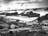 Allied Invasion of Normandy Photographic Print