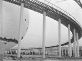 Demolition of the Perisphere Photographic Print