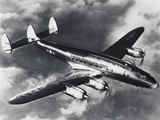 USAF Lockheed Constellation Transport Airplane Fotografie-Druck