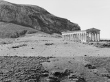 5Th-Century B.C. Greek Temple Photographic Print by GE Kidder Smith