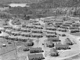 Residential Area near Reynold's Metal Company Photographic Print by Charles Rotkin