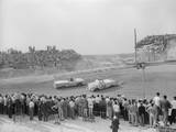 View of National Association of Stock Car Racing Photographic Print