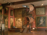 Inside the Musee Gustave Moreau Photographic Print by Stefano Bianchetti