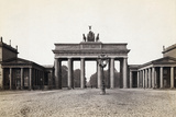 Brandenburg Gate Photographic Print