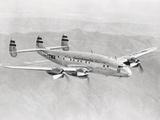 Lockheed Constellation Photographic Print
