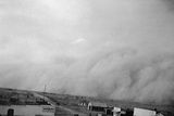 Dust Storm in Colorado Photographic Print