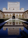 Alhambra Palace Photographic Print by Philip Gendreau
