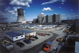 Nuclear Power Plant Photographic Print
