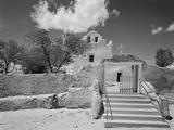 Entrance to the San Jose De La Laguna Mission Photographic Print by GE Kidder Smith