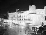 Palais Du Prince in Monaco Photographic Print