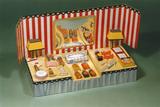 Girls' Toy Cosmetics Set Photographic Print by William P. Gottlieb