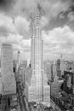 Chrysler Building in New York City Photographic Print