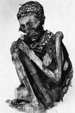 Incan Mummy Photographic Print