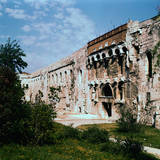 View of Palace of Diocletian Photographic Print by Philip Gendreau