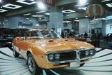 Pontiac Firebird at New York Auto Show Photographic Print