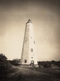 Lighthouse on Cape Fear Photographic Print