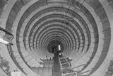 Fuselage Interior of the Spruce Goose Photographic Print
