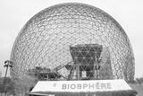 Biosphere Pavilion of Expo 67 Photographic Print