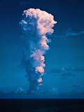 Mushroom Cloud from Atom Bomb Test Photographic Print