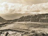 Ancient Fortress Ruins of Peru Photographic Print