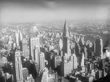 Manhattan from the Empire State Building Photographic Print