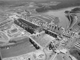 Itaipu Dam Photographic Print