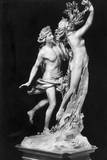 Bernini's Sculpture Apollo and Daphne Photographic Print