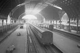 Paddington Railroad Station Photographic Print by Philip Gendreau