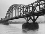 The Remagen Bridge Photographic Print