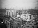 View of Peter Cooper Housing Project in NYC Photographic Print