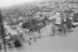 Flooding in St. Louis Photographic Print