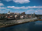 Albany New York Skyline Photographic Print