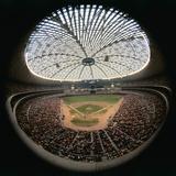 Houston Domed Stadium Photographic Print