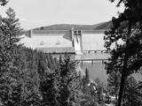 Libby Dam on the Kootenai River Photographic Print by GE Kidder Smith